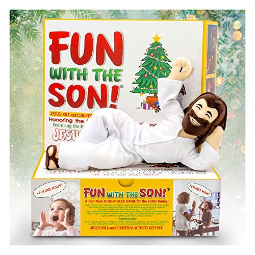 FUN WITH THE SON! Christmas Gift Set. Alternative