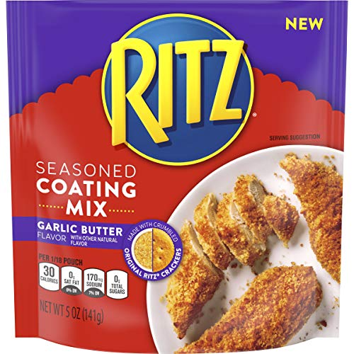 Ritz Shake 'n Bake Garlic Butter Seasoned Coating Mix (5 oz. Bags, Pack of 6)