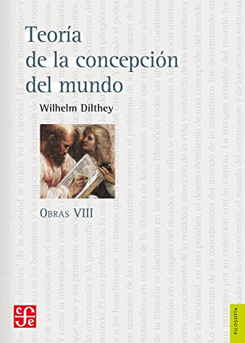 Teoría de la concepción del mundo (Spanish Edition) by [Dilthey