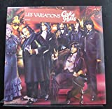Les Variations - Café De Paris - Lp Vinyl Record