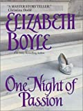 One Night of Passion, Elizabeth Boyle, 0786249900