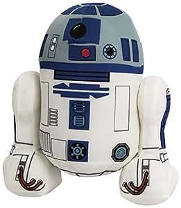 Joy Toy 741022 Star Wars - Peluche de R2-D2 de La Guerra de las Galaxias (23 cm)