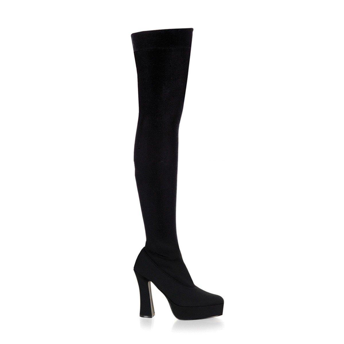 Pleaser Electra-3000 - Sexy Komfort Plateau-Stiefel High Heels Heels Heels 36-48 Größe EU-39   US-9   UK-6 9fcac1