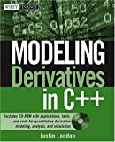 Modeling Derivatives in C++, Justin London, 0471654647