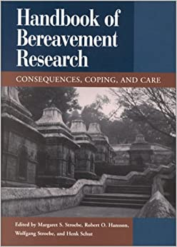 Handbook Of Bereavement Research: Consequences, Coping And Care PDF Descargar