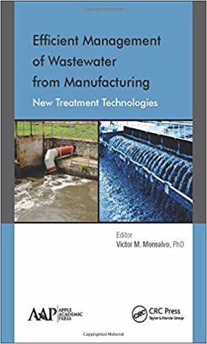 E-Buch-Downloads Efficient Management of Wastewater from Manufacturing: New Treatment Technologies PDF ePub