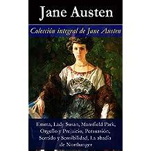 Colección integral de Jane Austen (Emma, Lady Susan, Mansfield Park, Orgullo y Prejuicio, Persuasión, Sentido y Sensibilidad): ELa abadía de Northanger (Spanish Edition)