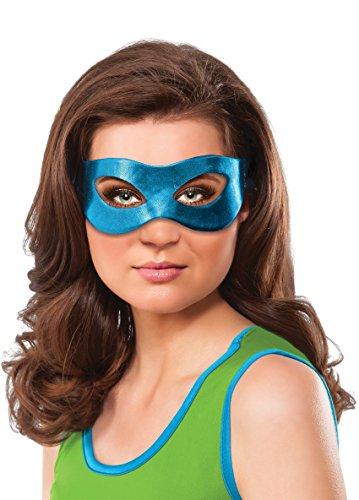 Rubie's Women's Ninja Turtles Leonardo Eye Mask, One