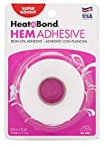 HeatnBond Hem Iron-On Adhesive, Super Weight