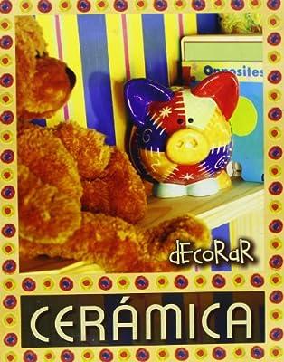 Decorar Ceramica (Estuche) (Cajas De Artesanía): Amazon.es ...