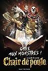 Le guide des monstres et les bons mots de slappy par Lurie