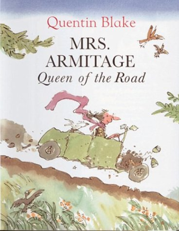 Download Mrs. Armitage, Queen of the Road pdf epub