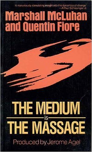 Book The Medium is the Massage