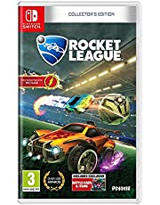 Warner Bros. Interactive Entertainment Rocket League: Collector's Edition (New Content Featuring The Flash) pour Nintendo Switch