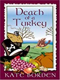 img - for Death of a Turkey book / textbook / text book