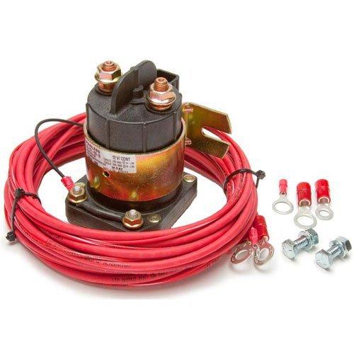 Painless Wiring 50105 High Amp Alternator Shutdown Relay