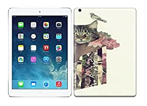 Loving Pop the man with a head cat express mysterious world phone case for ipad air by icecream design
