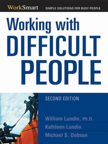 Working with Difficult People (Worksmart)