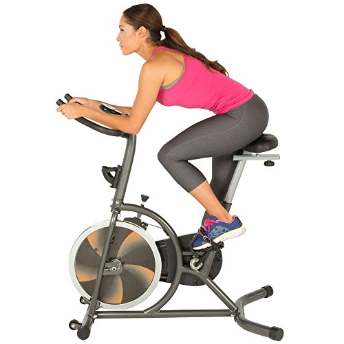 Fitness Reality S275 Exercise Bike/ Indoor Training Cycle with 4 Way adjustable Seat Paradigm Health & Wellness Inc. -- DROPSHIP