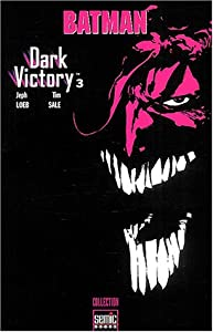 "Afficher ""Batman. Dark victory n° 3 Batman"""
