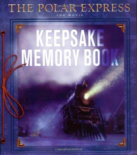 The Polar Express: The Movie: Keepsake Memory Book