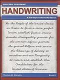Handwriting: A Self-Improvement Workbook, Book H