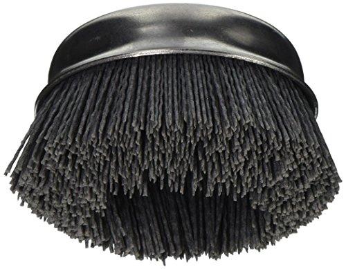 Osborn 00032125SP 32125Sp Abrasive Cup Brush, Silicon Carbide, 6000 Maximum Rpm, 4