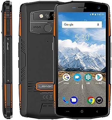 LEAGOO XROVER Android 8.1 Rugged Smartphone Octa Core 5.7 Pulgadas ...