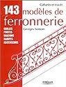 143 modèles de ferronnerie par Surnom