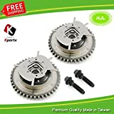 Replacement for Dorman 917-250 Cam Phaser Ford 4.6L 281 5.4L 330 3V Variable Timing Cam Phaser VVTi Actuator, Bolts (Pair)