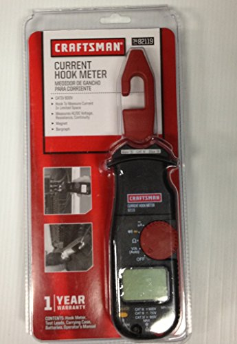 Craftsman Current Hook Meter