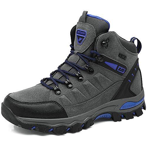 Sneakers Da Donna Antickid Bigu Sportive High Outdoor Trekking Stivali Grigio Uomo Escursionismo Arrampicata Scarpe All'aperto All'acqua Resistente Bxn1HPUqw