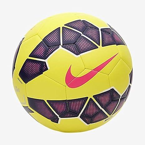 Nike Barclays Premier League Hi-Vis Balón de Fútbol, talla 5 ...