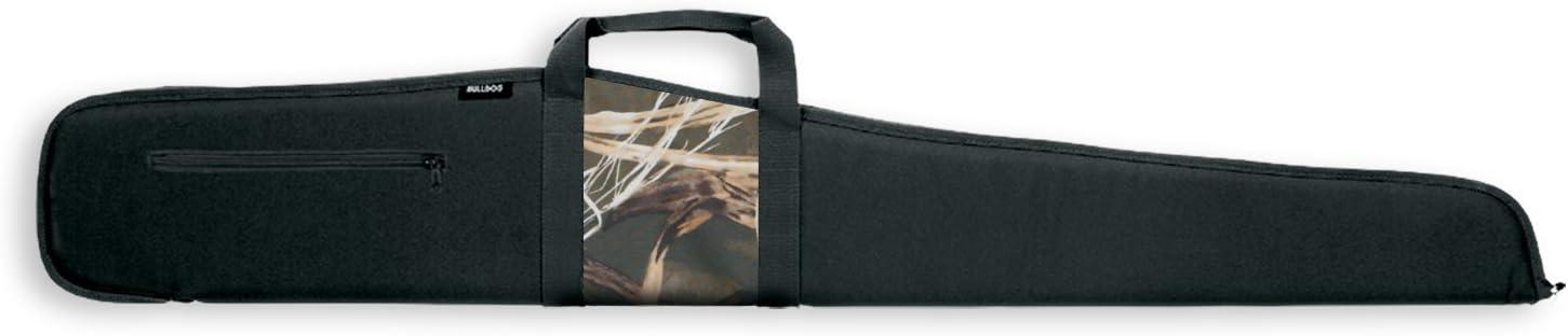Bulldog Camo Panel Rifle Case with Max V HD Camo Panel