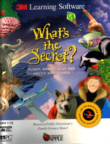 What's the Secret? An Interact Science Adventure Volume 2 by 3M Learning Software