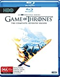 Game of Thrones Season 7 | Robert Ball Cover | Ltd Ed | NON-USA Format | Region B Import - Australia