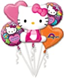 Anagram International Hello Kitty Rainbow Bouquet, Multicolor