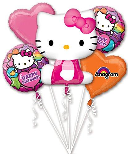 Anagram International Hello Kitty Rainbow Bouquet, Multicolor]()