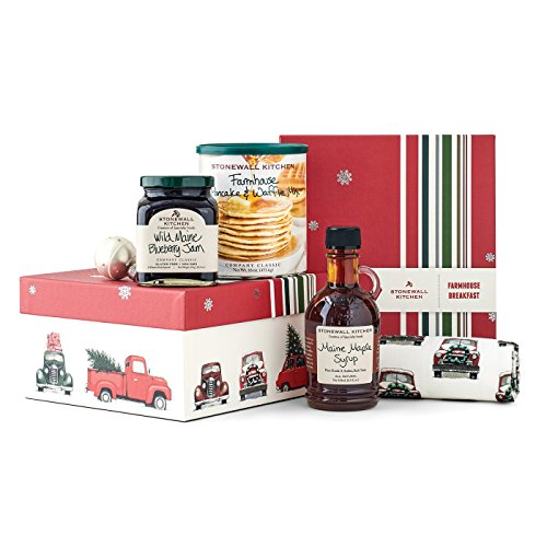 Stonewall Kitchen Holiday Entertaining Collections & Gift Sets (Holiday Farmhouse Breakfast)