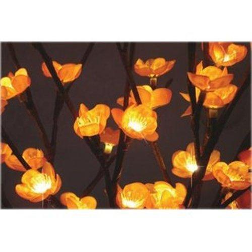 The Light Garden AMFL96 Amber Plum Tree Flower with 96 (Branch 96 Bulb)
