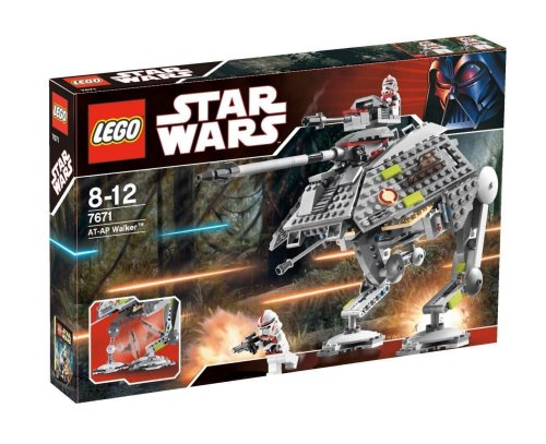 LEGO® Star Wars™ Revenge of the Sith AT-AP Playset w/ 5 Minifigures | 75043