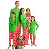 Christmas Cheer Family Matching Flannel Loungesets by SleepytimePjs (18-24M)