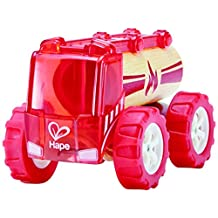 Hape Fire Truck Kid's Bamboo Roleplay Toy Vehicle