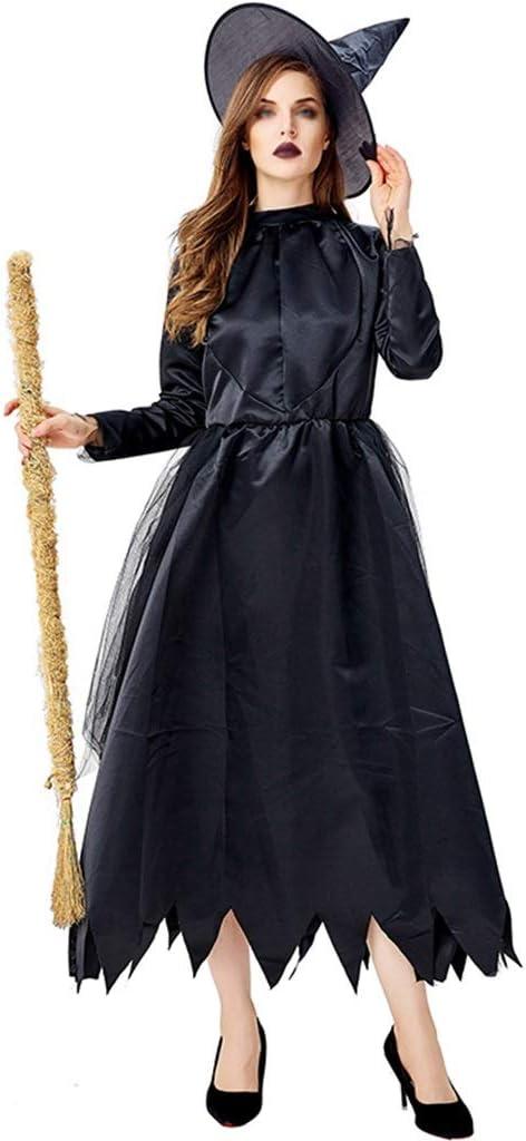 Jsmily Disfraz De Halloween Miedo Noche Horror Desfile Castillo ...