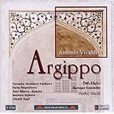 ヴィヴァルディ:歌劇「アルジッポ」(マチェク)