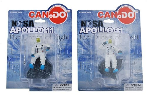 1: Dragon Models Can.Do 20058-03 display model NASA Apollo 11 Astronauts month Landing 7 May 20th 1969 [parallel import goods] Apollo Display