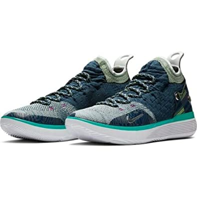 online store ef7da 2a475 Nike Zoom Kd11 BHM Mens Bq6245-400 Size 8