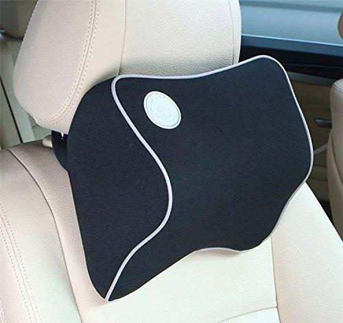 Aceclub Premium Therapeutic Grade Firm Neck Support Cushion   Neck Support   Neck Rest   Neck Cushion   Neck Pillow   Travel Cushion For Honda Car Seat