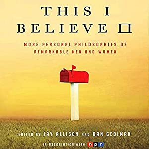 This I Believe II Audiobook