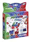 Totum PJ Masks 320017 PJ MASK Stamp Set, Colourful
